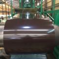 Bobine d'acier imprimée en couleur