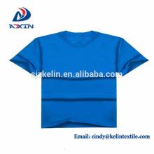 Wholesale 2017 new designed anti pilling o neck printed short sleeve comfortable men t-shirts
