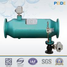 490t / H SUS304 Промышленная очистка воды Автоматический фильтр обратной промывки