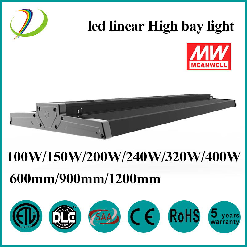 400 W Led Linjär Hög Bay Light