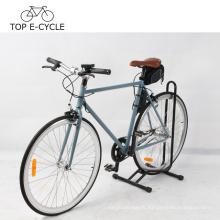 OEM 2017 vente chaude fixie vitesse unique vélo 700C vélo élecrtique