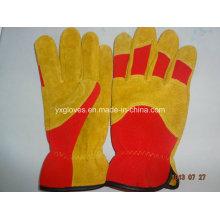 Кожаные Перчатки-Рабочие Перчатки Механик Перчатки-Промышленные Перчатки-Перчатки Промышленные Перчатки Дешевые Перчатки