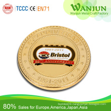 new products 2016 best selling golden coins