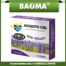 Bobina de mosquito de sándalo negro de venta caliente 2014