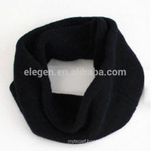 Solid color Knitted Snood
