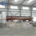Biomass Carbonization Furnace  Wood Carbonization