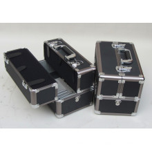 Professional Aluminum Cosmetic Makeup Case with Dividers
