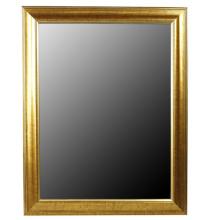 Золотой высшего класса зеркало кадра в 30x40cm