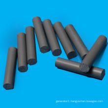 Grey Engineering Plastic Quality PVC Rod