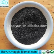 80-85% de alumínio fundido preto e preto / óxido de alumínio preto