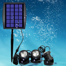 Solar Powered Landscape Light