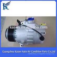 Calsonic Kansei CSE717 compressor de ar condicionado para BMW X6 3.5I, F01 / F02 740I 64529195147 64529205096