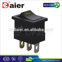 MIRS-101-3D-2 ON-OFF SPST with LED illumined Switch