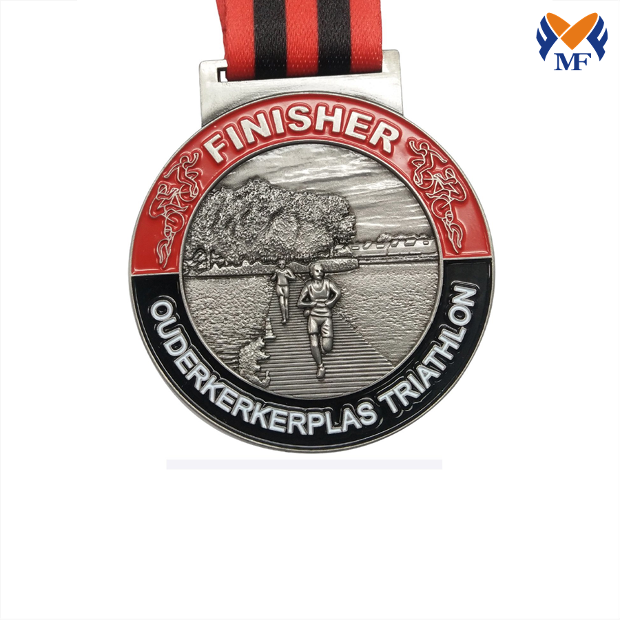 Finisher Medal Running