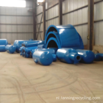 Lanning Rubber Recycling Machine