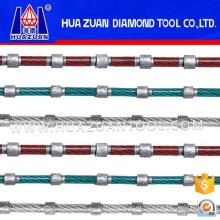High Quality Electroplated & Brazed Diamond Wire Saw, Diamond Saws for Cutting Quartz