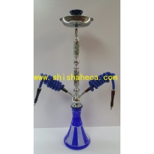 Design coloré Nouveau style Iron Nargile Smoking Pipe Shisha Hookah