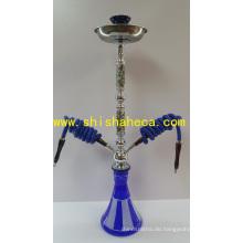 Bunte Design neue Stil Eisen Nargile Pfeife Shisha Shisha
