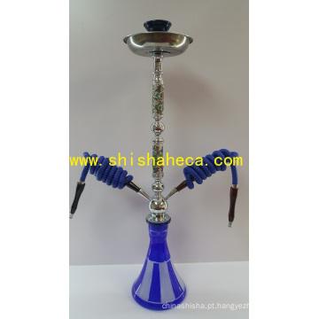 Design colorido novo estilo ferro Nargile fumar cachimbo Shisha Hookah