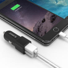 ORICO 2 Port Car Charger (UCL-2U)