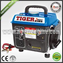 500W ~ 750W 2 Stroke gerador portátil da gasolina TG900LJ ~ TG1200LJ