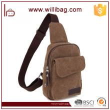 Durable Canvas Messenger Bag Single Shoulder Bag