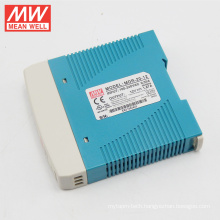 MEAN WELL 12V Din Rail Power Supply 20W with 3 years warranty MDR-20-12