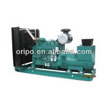 60hz Cummins 750kva/600kw industrial fuel less generator diesel with generator head 1800rpm