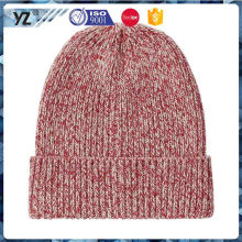 Main product top sale lady knit hat for promotion