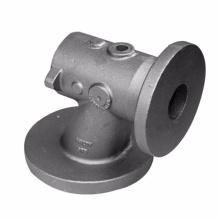 Peças de bomba de design personalizado de fundição de cera perdida de aço