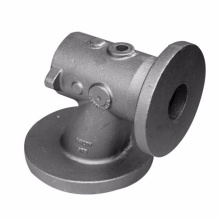 Pièces de pompe de conception personnalisée de moulage à la cire perdue en acier