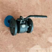 150lb 300lb forjou a válvula de bola da extremidade da conexão da flange do aço A105