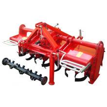 Tractor montado sierpe rotatoria