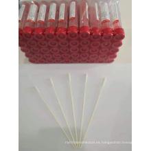 Hisopo oral con punto de ruptura de 30 mm y 80 mm