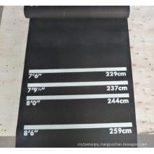 High Quality Factory Customizable Rubber Dart Mat / Dart Board Floor Mat