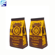 Custom Design Moisture Proof Aluminum Foil Coffee Bags