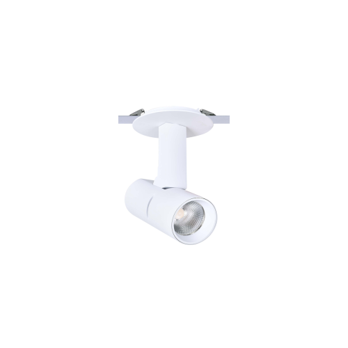 Commercial Recessed White 30W LED Track Light