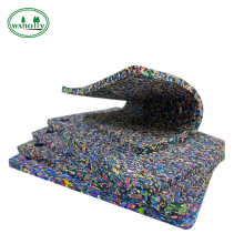 commercial anti-slip rubber gym flooring  mat roll