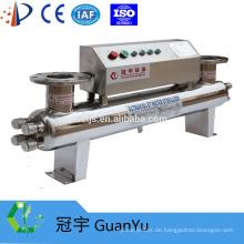 254nm SS 304/316 UV-Sterilisator für die Wasseraufbereitung