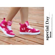 Hot Sale New 2017 Moda Mulheres Formadores Respirável Esporte Sapatos de Mulher