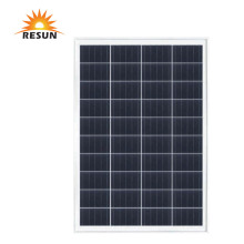 Resun Brand Rooftop 80W Poly Solar Pv Panels