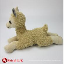 Plüsch gefüllte Spielzeug Alpaka zum Verkauf