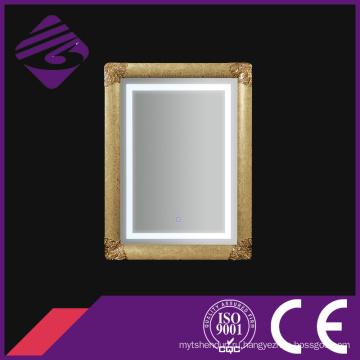 Китай Поставщик большой Бескаркасный Ванная комната зеркало в обрамлении с светом СИД