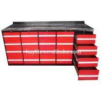 Heavy Duty gabinete de herramientas barato con cajones en venta