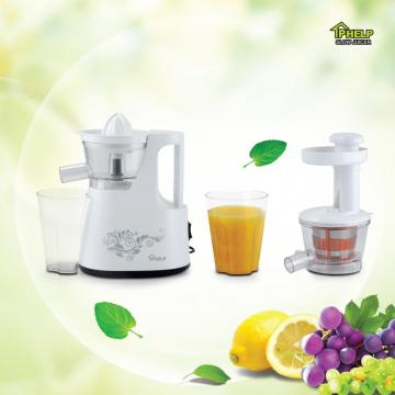 150W Slow Juicer for Household Use with Citrus Juicer