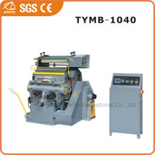 Ce Standard Hot Stamping and Die Cutting Machine (TYMB-1040/CE)