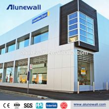 2017 Vente Chaude Chine fournisseur panneaux publicitaires acp panneau de construction