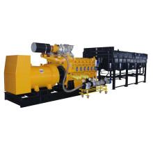 Energy Efficient Use 1000kW Biogas Generator Googol
