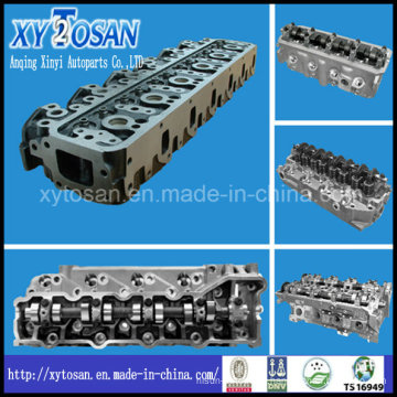 Cylinder Head and Cylinder Head Assembly for Mitsubishi Toyota Isuzu Nissan Mazda Peugeot KIA)