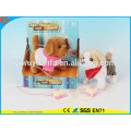 Игрушки Горячий Продавать Детей Красивыми Электрический Пропустить Плюшевый Серый Собака
